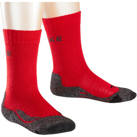 Falke TK2 Trekking Socks Kinder fire